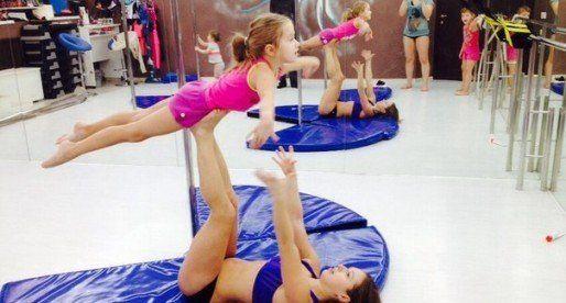 Pole Dance студия «Достучаться до небес»