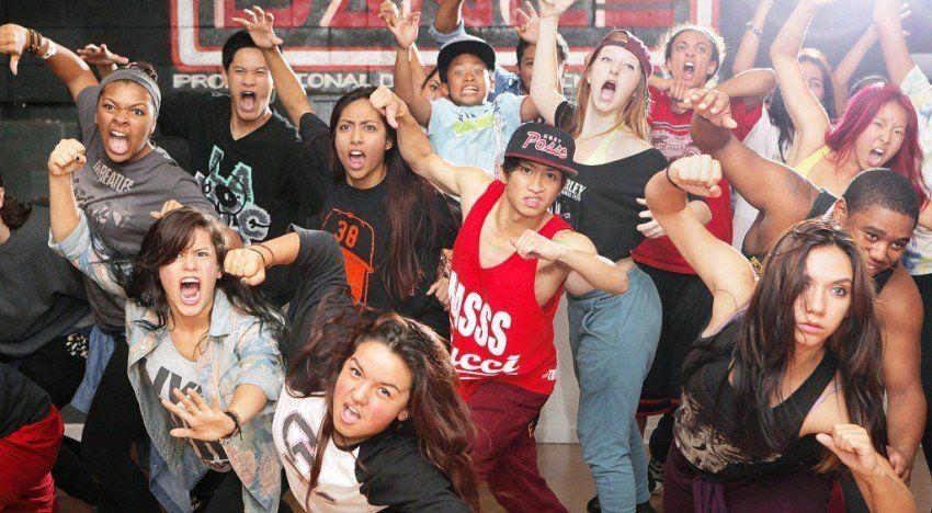Мастер-классы по хип-хопу от Chapkis Dance Family