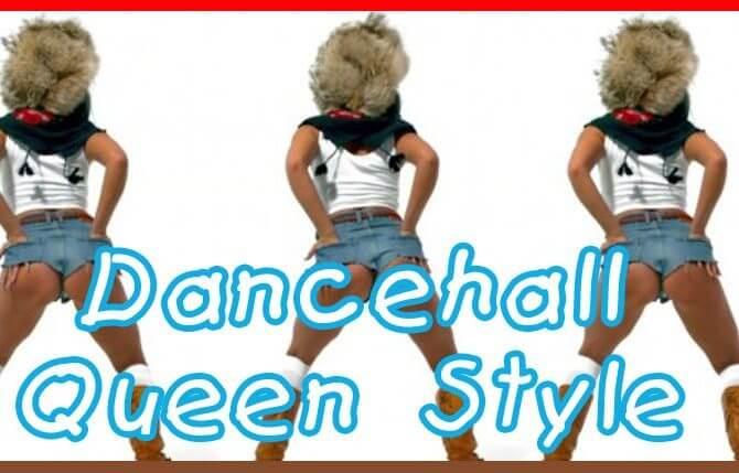 Dancehall Queen Style. Видео-подборка