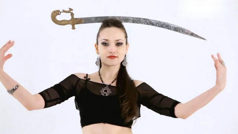 Уроки восточных танцев для начинающих (ч. 2)