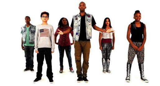 Хип-хоп танцы для детей, видео урок 1