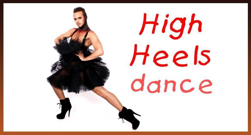 High Heels dance Choreo от Yanis Marshall
