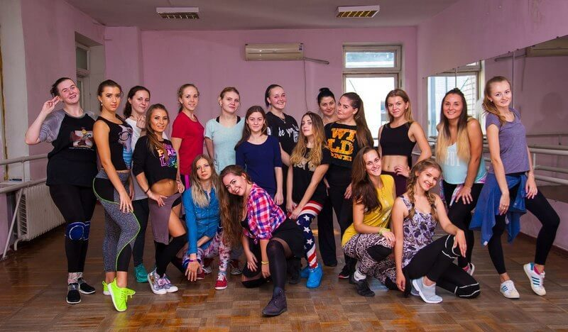 Школа танцев «DANCE CENTER MOVE ON»