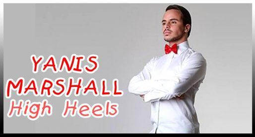 High heels dance video от Yanis Marshall