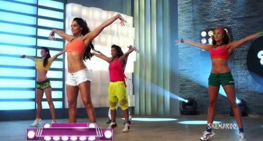Танцевальная аэробика: видео от актрисы Bipasha Basu