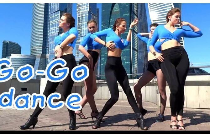 Go-Go dance video