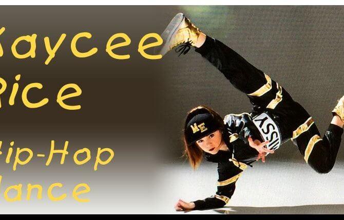 Kaycee Rice — Hip-Hop dance video