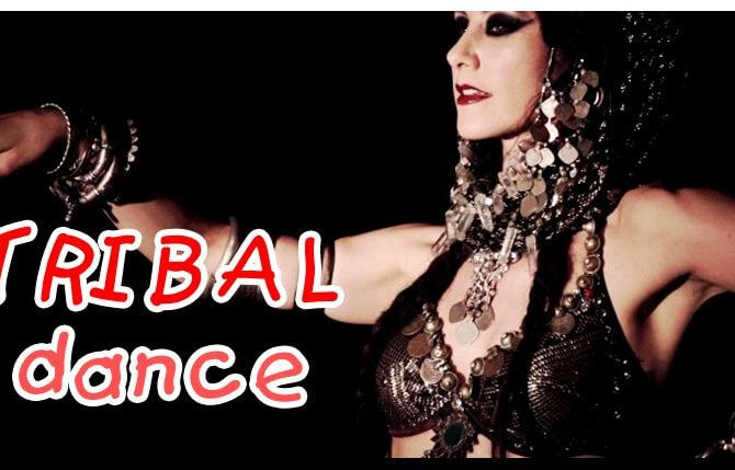 Tribal dance video. Rachel Brice