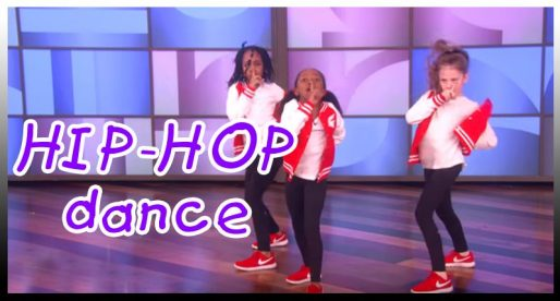Hip-Hop dance kids video