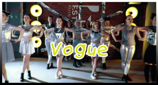 Vogue dance. Onuka — Vidlik