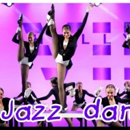 Jazz dance video