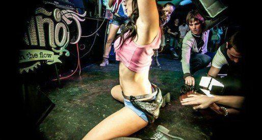 Мастер-класс по booty dance от Екатерины Шошиной