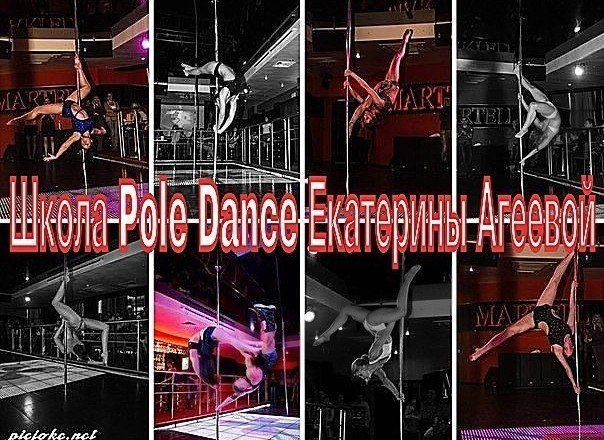Школа «Pole Dance Екатерины Агеевой»