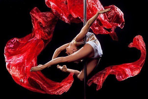Уроки Pole Dance (первая подборка)