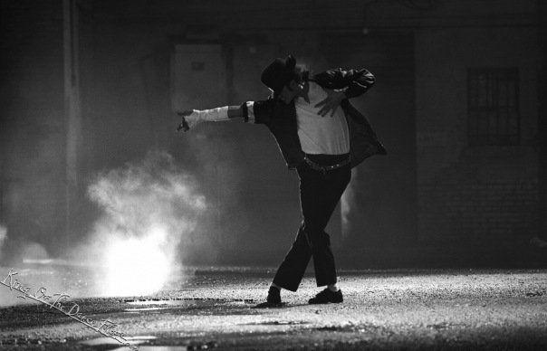 Лунная походка: двигаться как Майкл Джексон
