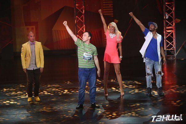 Шоу «Танцы» на ТНТ: кастинг в Краснодаре (выпуск 4)