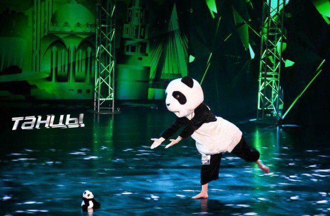 Шоу «Танцы» на ТНТ (выпуск 6)
