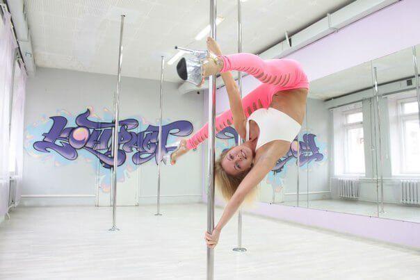 Студия pole dance «Контраст»