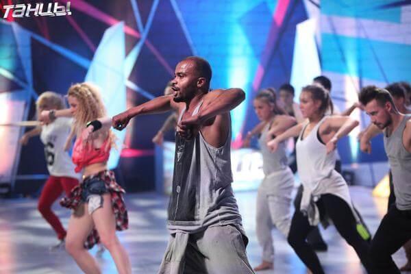 Шоу «Танцы» на ТНТ (выпуск 9)