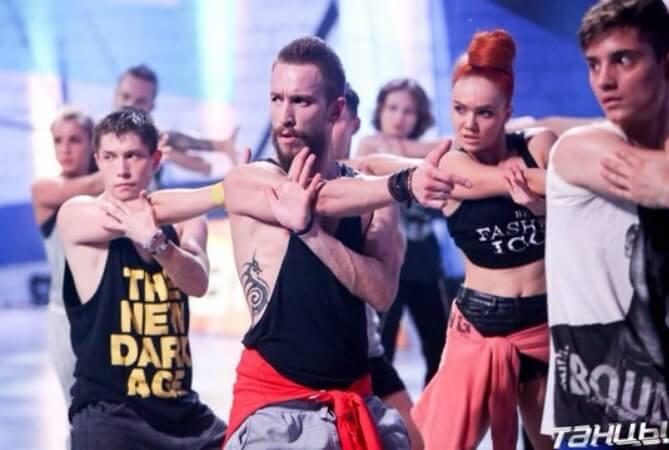 Участники шоу «Танцы» на ТНТ (фото отчет)