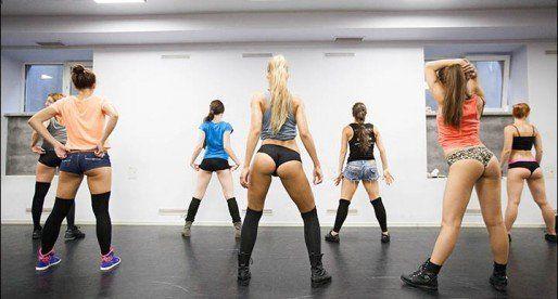 Booty dance от студии «Fraules»