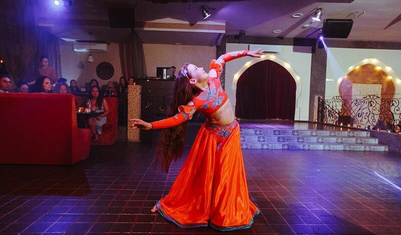 Школа восточного танца «БАХЭЙЗА»