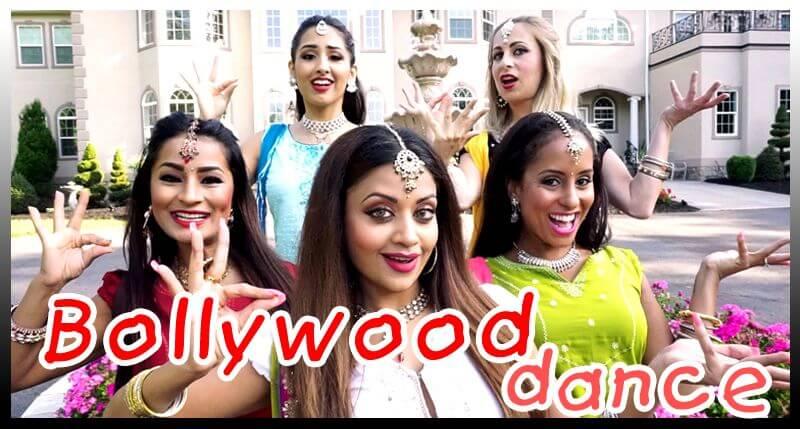 Танцы болливуд (bollywood dance)