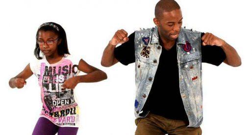 Хип-хоп танцы для детей, видео урок 2