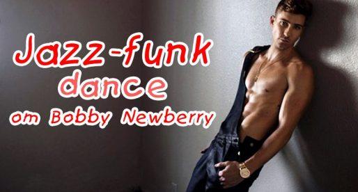 Видео jazz-funk от Bobby Newberry