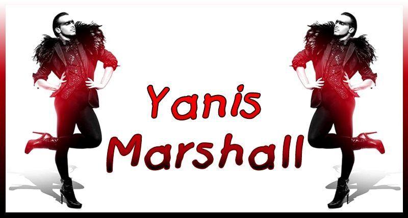 Янис Маршалл (Yanis Marshall) – танцор и хореограф street jazz на высоких каблуках (high heels dance)