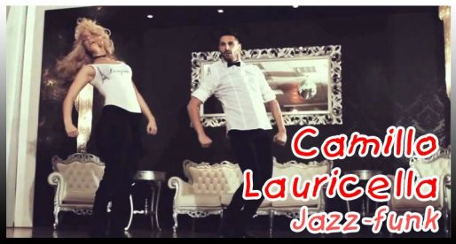 Jazz-funk dance видео от Camillo Lauricella