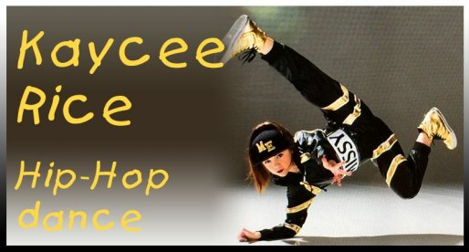 Kaycee Rice — Hip-Hop dance video