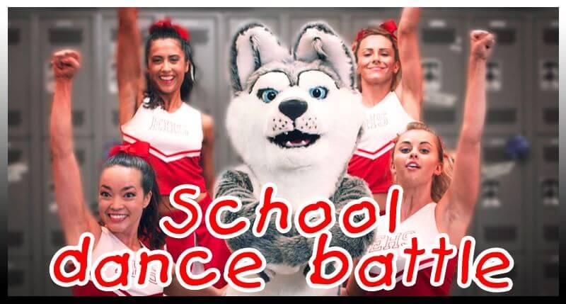 School dance battle. Видео подборка