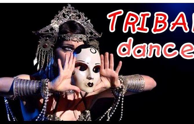 Tribal dance video. Zoe Jakes