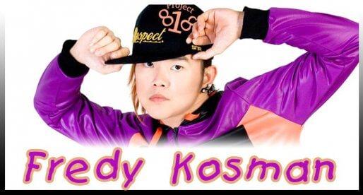 Fredy Kosman (Фреди Косман) — талантливый танцор джаз-фанка и звезда YouTube