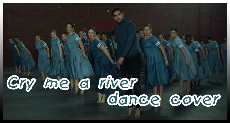 Justin Timberlake — Cry me a river dance cover. Видео групповых танцев. Ч.1
