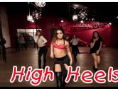 Choreography Tiffany Maher High heels dance video