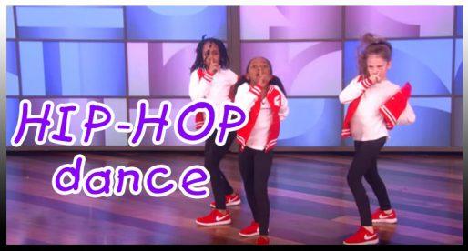 Hip-Hop dance kids video