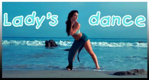 Lady's dance видео хореографии Brinn Nicole