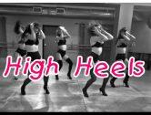Видео High Heels dance от Amy Morgan